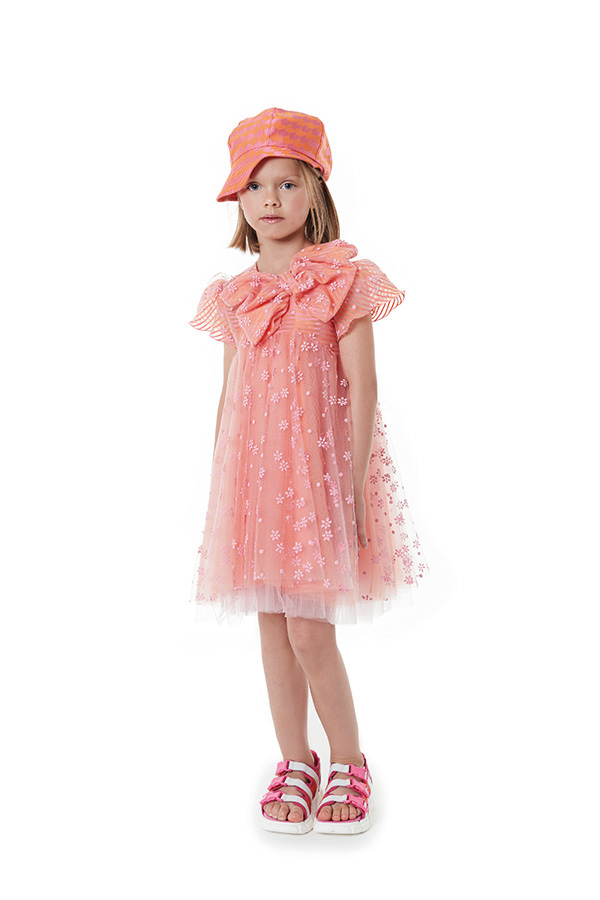 VACP013 TS0160 FCS - HAT<br/>  VFAB075 TS0172 PNK - DRESS